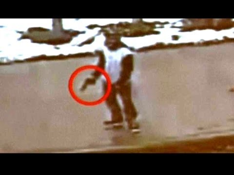 scandaleux oh ~ Tamir Rice de 12 ans abattu par la police au-dessus d'un pistolet airsoft