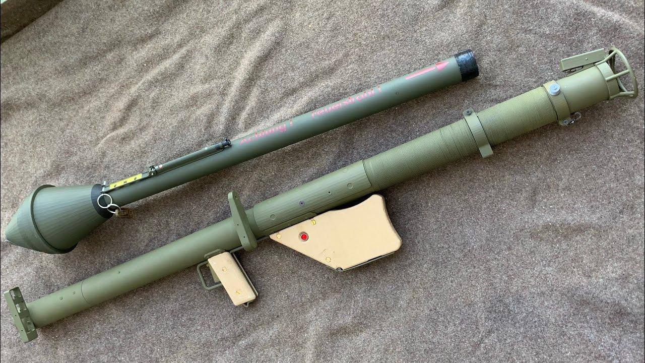 Déballage 419LAB – Bazooka M1A1 AIRSOFT