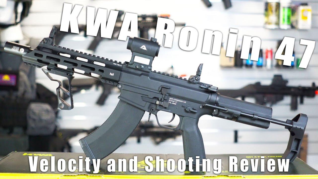 BY Ronin 47 Review – Le meilleur hybride M4 / AK.  'The Drifter Edition' AEG2.5 Ronin47