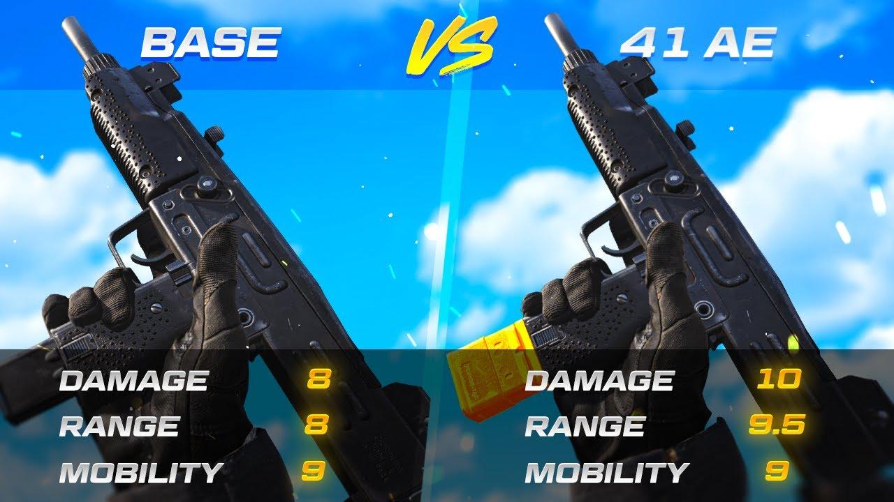 Comment faire de l'UZI le MEILLEUR SMG de Warzone!  Comment construire la MEILLEURE CLASSE UZI dans Modern Warfare!