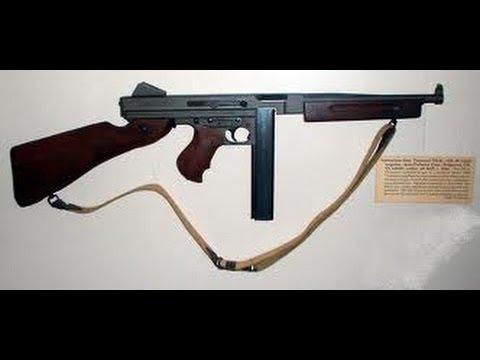 examen du pistolet airsoft thompson m1a1
