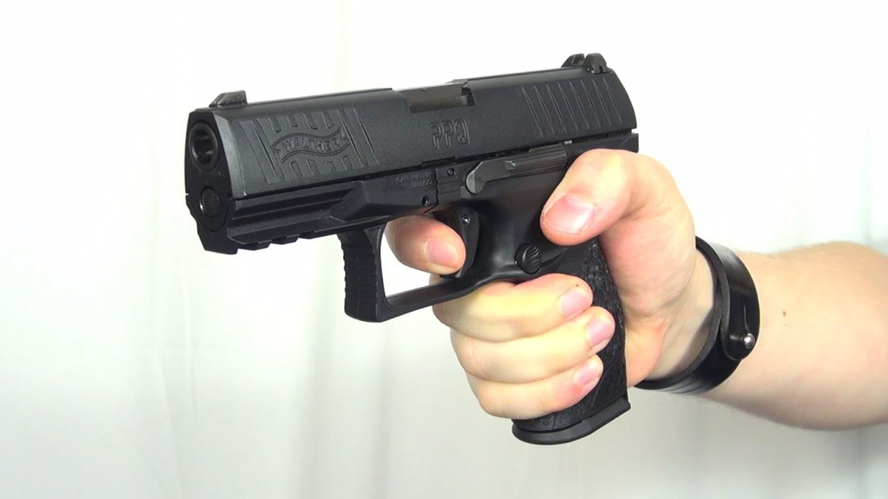 (Airsoft) Walther PPQ VFC / Umarex