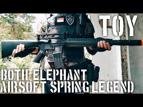 airsoft printemps les deux éléphant examen indonésie
