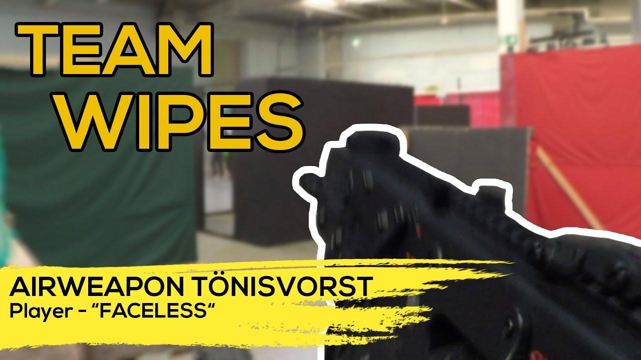 TEAM WIPES |  AIRWEAPON TÖNISVORST |  OSOG AIRSOFT