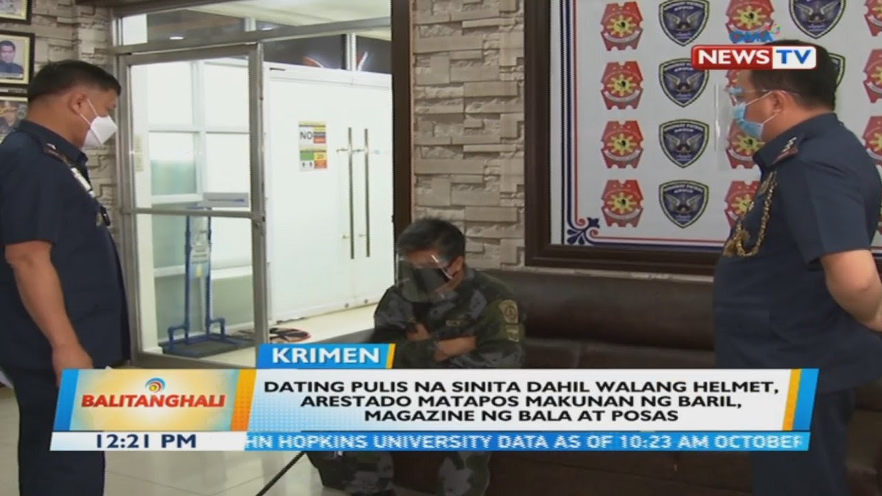BT: Ancien policier arrêté pour ne pas porter de casque, arrêté après avoir été abattu, magazine …