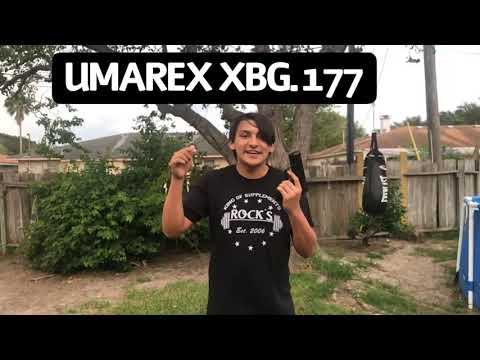Umarex XBG.177 Unboxing et examen du pistolet Airsoft