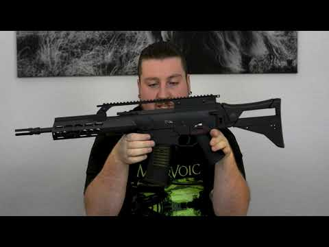 Ares G36K Keymod Review – High Ready Airsoft – 30 minutes HASS