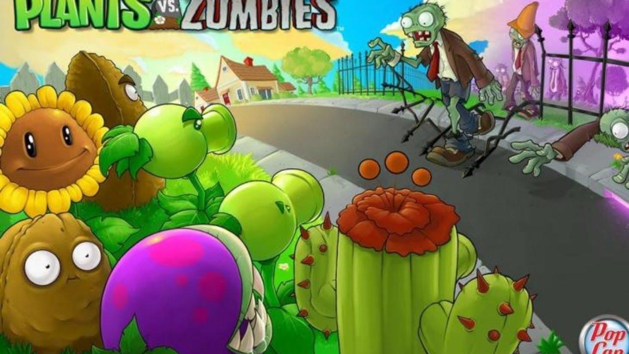 Plantes LIVE contre Zombies