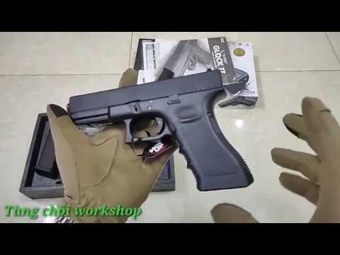 Déballer et revoir TokyoMarui Glock G17 Gen3