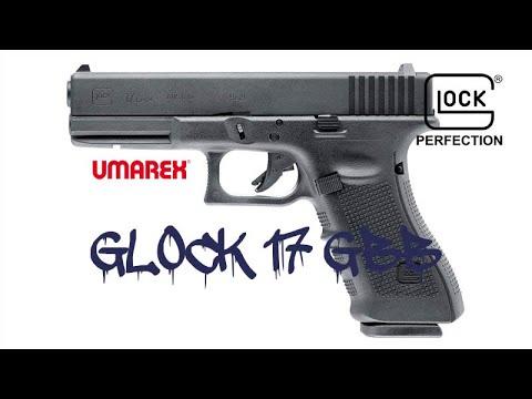 Umarex – Glock – 17 et 19 GBB cal.  BB Airsoft de 6 mm