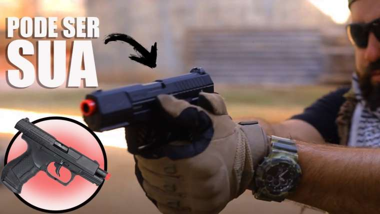 P99 WALTHER CO2 BLOWBACK * airsoft *