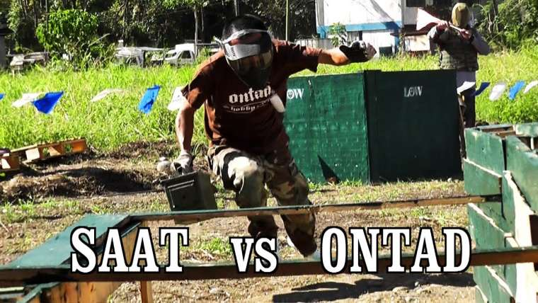 Match Airsoft: SAAT vs ONTAD dans le tournoi JTU Airsoft