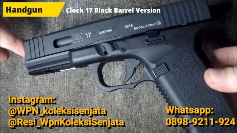 Évaluer Glcok 17 Co2 Blowback (KWC FACTORY)