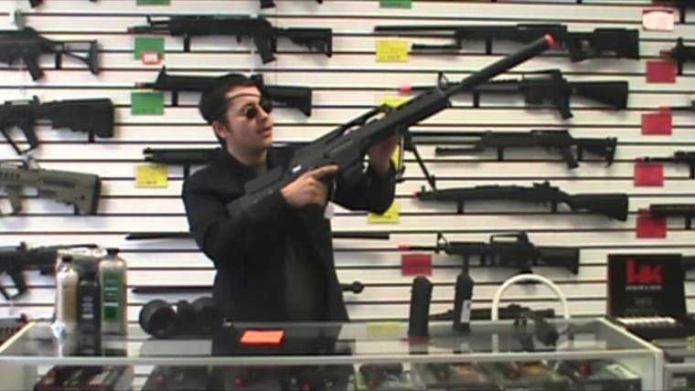 Examen du fusil de sniper Elite Force SL9 AEG – Airsoft R Us Tactical