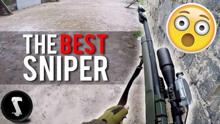 Le meilleur argent Sniper Airsoft peut acheter.