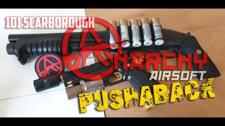 ANARCHY AIRSOFT @ 101 Scarborough Airsoft – PushBack