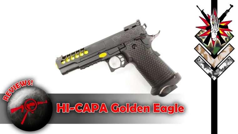 Critique: HI-CAPA Golden Eagle