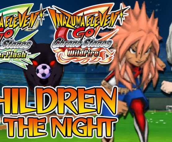 Contre les enfants de la nuit |  Histoire d'après-match, partie 6 |  Inazuma Eleven GO Chrono Stones: Thunderflash