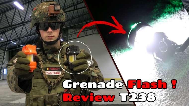 [FR] REVIEW D'UNE GRENADE FLASH ! T238