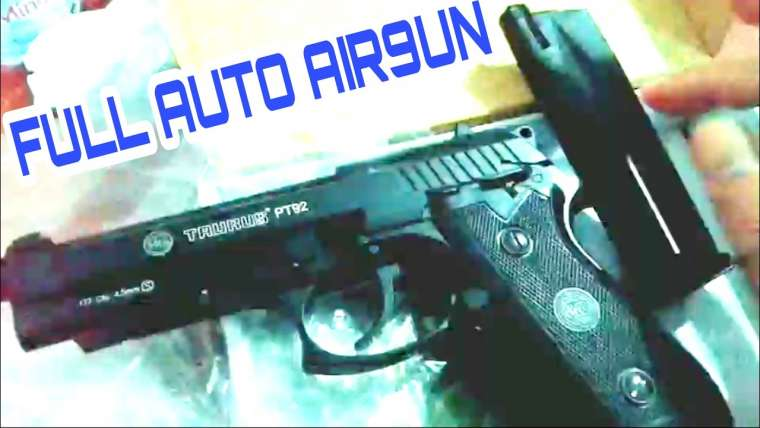 Un bref examen de Air9un PT 92 Blowback / Kokang GBB Gas Co2 ❗Can Auto / Semi Auto