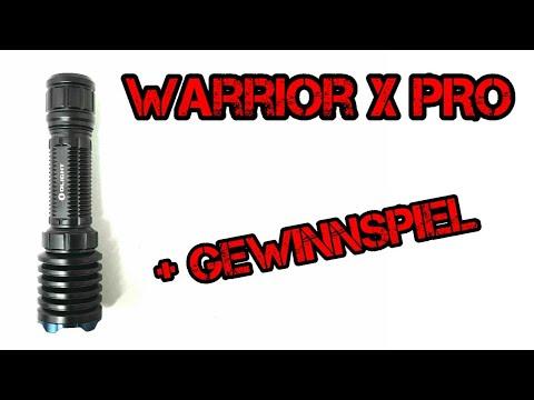[R] Concours Olight Warrior X Pro +    Chaîne Airsoft de Tom