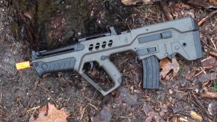 Test du pistolet S&T Armament Tavor 21 Airsoft