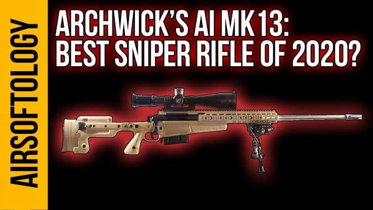 Déballage du meilleur fusil de sniper airsoft de 2020?!?!
