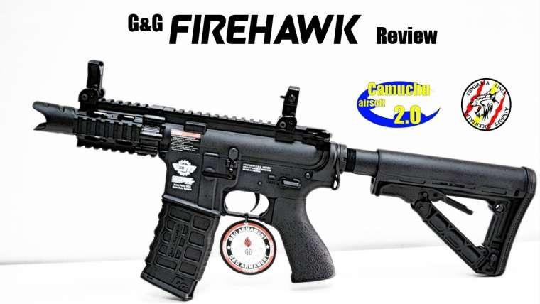 Évaluer G&G Firehawk – Camuchu Airsoft