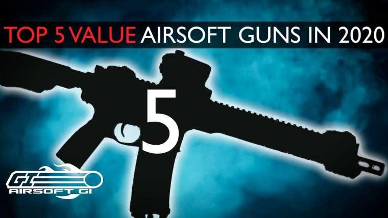 PLUS POUR MOINS?  – Top 5 des meilleurs pistolets de 2020    Airsoft GI