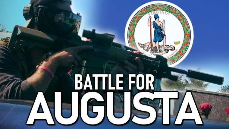 La bataille d'Augusta – Virginia Airsoft