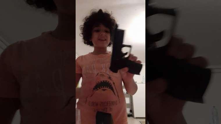 Ma première revue de pistolet airsoft