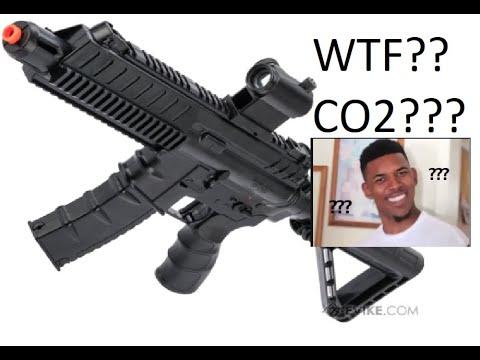 Tactical Force TF CQB par Umarex – CO2 AR AIRSOFT RIFLE ??  QUELLE EST CETTE CHOSE???  – LA REVUE