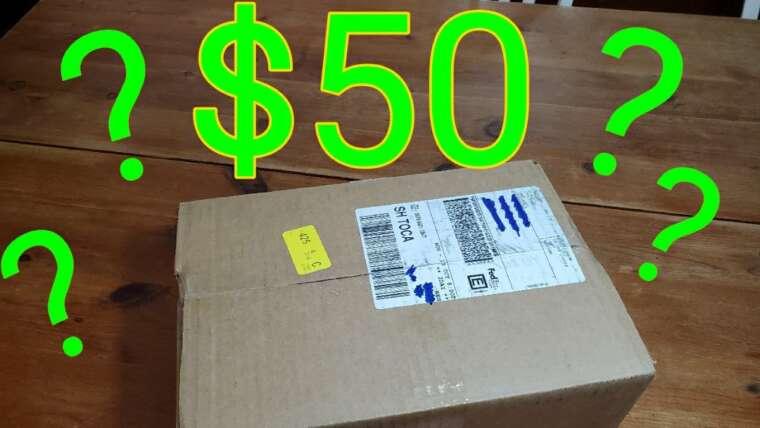 Ma première boîte mystère Fox Airsoft 2.0 à 50 $ a été ouverte et revue!  2020