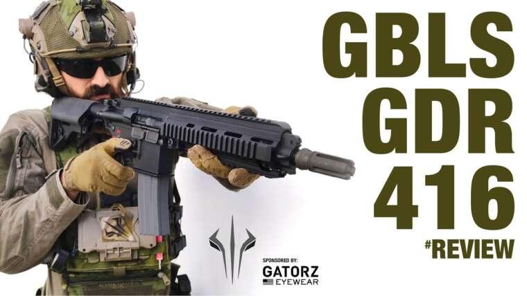 Test du GBLS GDR 416 [ For the HK Fans ]