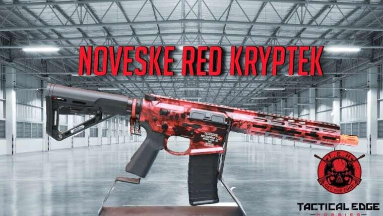Critique du Noveske Red Gel Blaster.  (Loisirs tactiques)