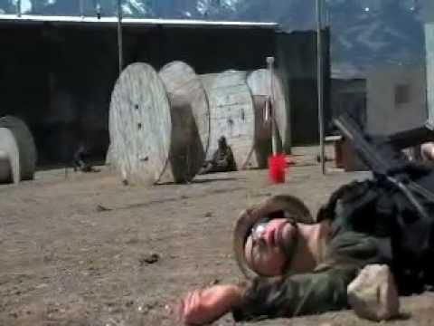 Vidéo de mort Airsoft