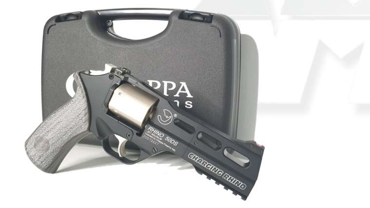 CHIAPPA 50DS CHARGING RHINO Limited Edition / Airsoft Unboxing