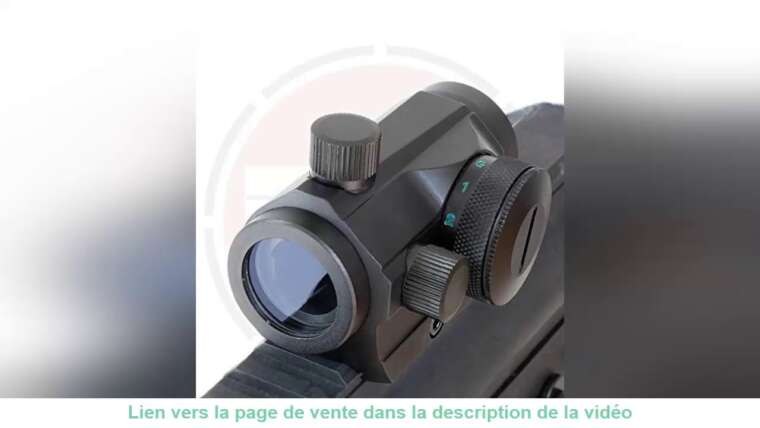 #Review ♥ In Your Sights Holographique Rouge + Vert Viseur Point/Micro M1 Airsoft Fusil Vue. Sports
