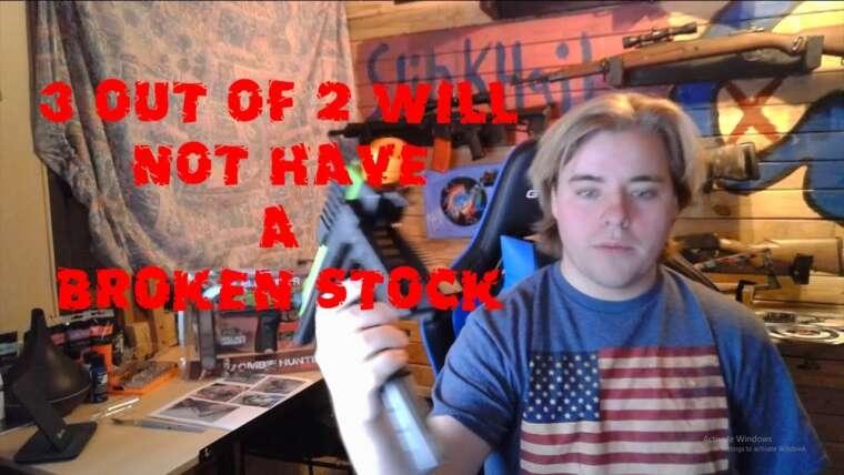 Évaluation de Zombie Hunter Eliminator 6mm Airsoft