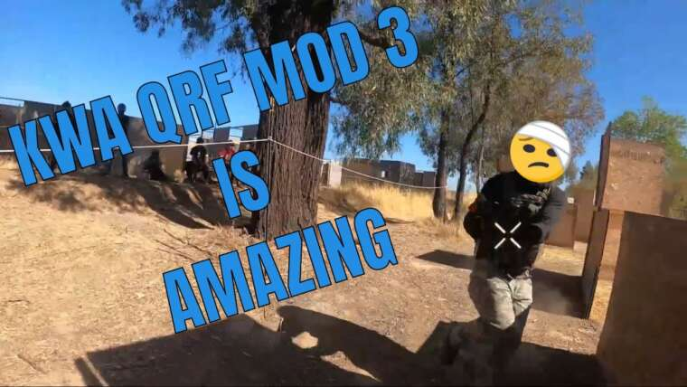 POUR MOD 3 Gameplay l Airsoft Ministry Games