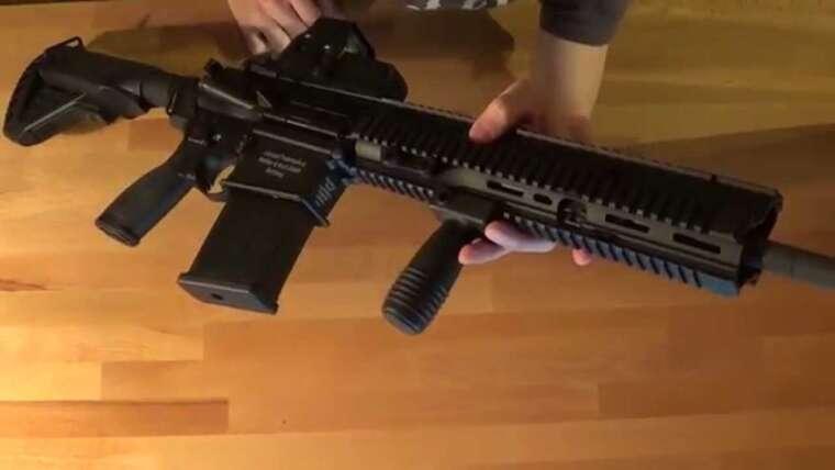 VFC Heckler & Koch HK 417 Recon GBB (Airsoft) // Critique