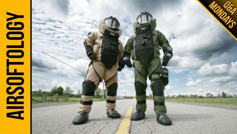 Armure corporelle Airsoft = Tricher?     Salon de questions-réponses Airsoftology