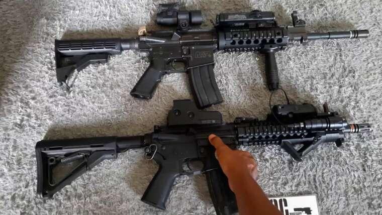 SULTAN KOLEKTOR – Examen du fusil Airsoft Calibre 6mm Pistolet électrique M4 Full Metal et accessoires