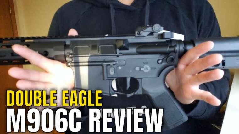 [REVIEW] Double Eagle M906C AEG – Est-ce pour de vrai?