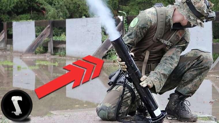 CHEATERS se font prendre par Airsoft MORTAR BARRAGE !!  (Mortier 75 mm)