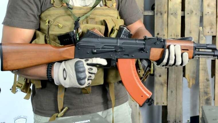 Cyma AK47 CM036 – Revue du pistolet CM036A