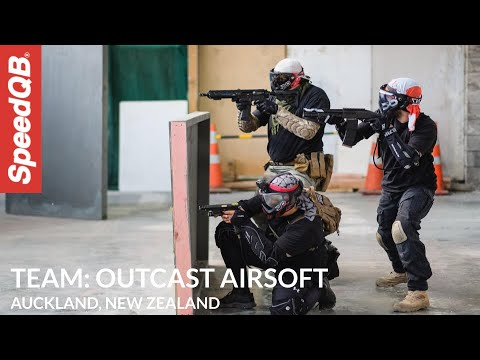 Outcast Airsoft Team Spotlight – Nouvelle-Zélande