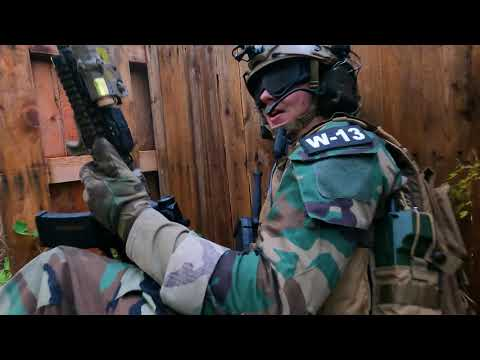 Journée de match South Sound Airsoft