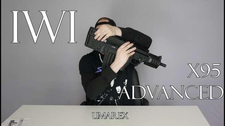 Umarex IWI X95 Advanced AEG Airsoft