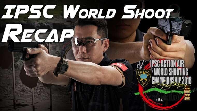 Le premier récapitulatif mondial du tournage IPSC Action Air World – RedWolf Airsoft RWTV